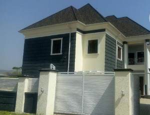 4 bedroom Detached Duplex House for sale - Jahi Abuja
