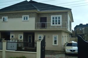 4 bedroom House for shortlet Diamond Estate Phase 1 Monastery road Sangotedo Lagos
