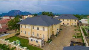 4 bedroom Terraced Duplex House for rent Close to TVC News Office Asokoro Abuja