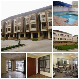 4 bedroom Terraced Duplex House for rent Shoprite Road Axis Osapa london Lekki Lagos