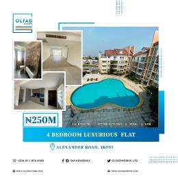 4 bedroom Flat / Apartment for sale Alexander Road Ikoyi Lagos