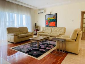 4 bedroom Flat / Apartment for shortlet Off 5th Avenue, Banana island,ikoyi, Lagos  Banana Island Ikoyi Lagos