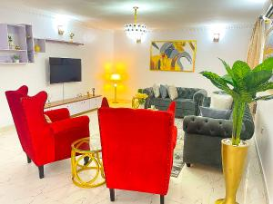 4 bedroom Flat / Apartment for shortlet Off freedom way  Ikate Lekki Lagos