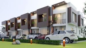 4 bedroom Terraced Duplex House for sale Off General Paints Bus Stop Abraham adesanya estate Ajah Lagos