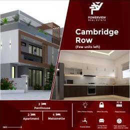 4 bedroom Terraced Duplex House for sale Ocean Bay Estate Lekki Phase 2 Lekki Lagos