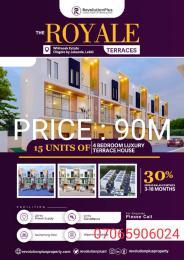 4 bedroom Terraced Duplex House for sale Ologolo By Jakande Jakande Lekki Lagos