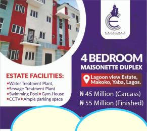 4 bedroom Massionette House for sale Makoko Yaba Lagos