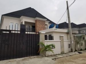 Semi Detached Duplex House for sale Sangotedo Lagos