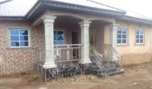 4 bedroom Detached Bungalow House for sale Ekewan road Oredo Edo