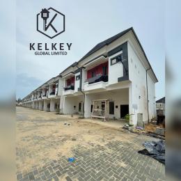 4 bedroom Terraced Duplex House for sale Chevron,conservation centre Ikota Lekki Lagos