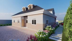 4 bedroom Residential Land for sale Woodberry Court, Lugbe Abuja