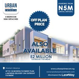 4 bedroom Shared Apartment Flat / Apartment for sale Abraham Adesanya Road Abraham adesanya estate Ajah Lagos