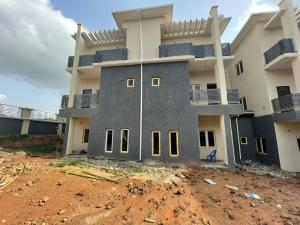 4 bedroom Semi Detached Duplex for sale Is Just A 1 Minute Drive From The Coza Church, Guzape Abuja
