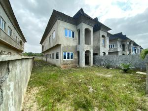 4 bedroom Terraced Duplex House for sale Off Ogombo Road. Abraham Adesanya. Ogombo Ajah Lagos
