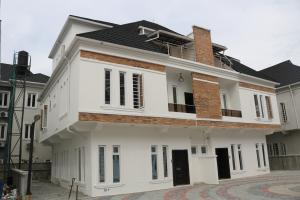 4 bedroom Semi Detached Duplex House for sale by 2nd tollgate Lekki Phase 2 Lekki Lagos