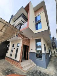 Semi Detached Duplex House for sale .. Lekki Phase 2 Lekki Lagos