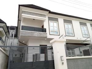 Semi Detached Duplex House for sale ... chevron Lekki Lagos