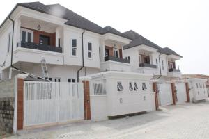 4 bedroom Semi Detached Duplex House for sale Orchid Road, by Chevron chevron Lekki Lagos