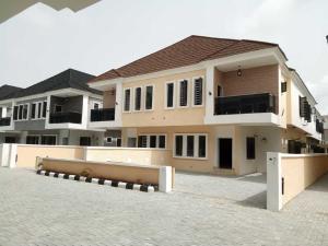 4 bedroom Semi Detached Duplex House for rent Victoria Crest Estate, Orchid Hotel Road  chevron Lekki Lagos