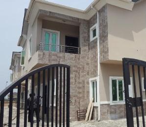 4 bedroom Semi Detached Duplex House for rent Diamond Estate, Monastery Beside Shoprite Sangotedo Ajah Lagos