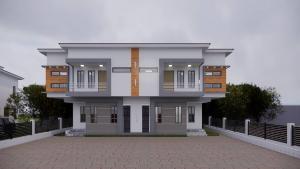 4 bedroom Semi Detached Duplex House for sale Switz Residence Abraham adesanya estate Ajah Lagos