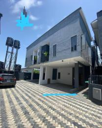 4 bedroom Semi Detached Duplex House for rent By Second toll gate chevron Lekki Lagos