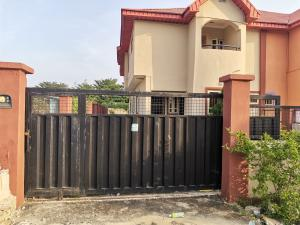 4 bedroom Semi Detached Duplex for rent Friendship Estate, Off Mobil Road, Ilaje Ajah Lagos