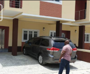 4 bedroom Semi Detached Duplex House for sale Trans amadi Port Harcourt Rivers