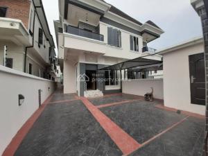 4 bedroom Semi Detached Duplex House for sale Chevron drive, lekki phase 2 chevron Lekki Lagos