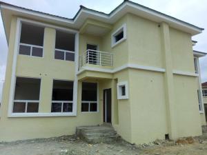 4 bedroom House for sale Napier Gardens Estate, along Ikota, before VGC Ajah Lagos