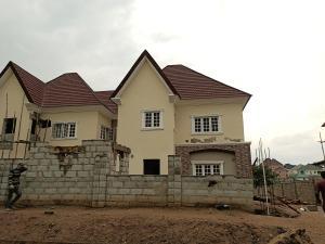 4 bedroom Semi Detached Duplex for rent S Guzape Abuja