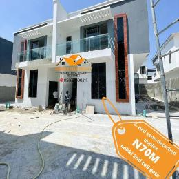 4 bedroom Semi Detached Duplex for sale 2nd Tollgate Lekki Lagos