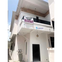 4 bedroom Semi Detached Duplex House for rent Orchid Rd,  Oral Estate Lekki Lagos