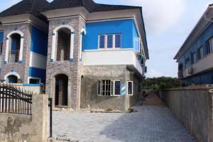 Semi Detached Duplex House for sale - Abraham adesanya estate Ajah Lagos