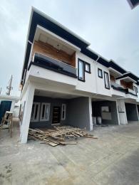 4 bedroom Semi Detached Duplex for sale Second Toll Gate chevron Lekki Lagos