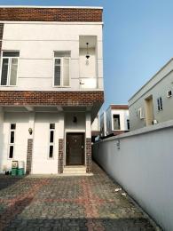Semi Detached Duplex House for sale Chevy View Estate  chevron Lekki Lagos