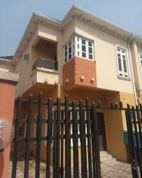 4 bedroom Semi Detached Duplex House for rent Westend estate off Ikota Villa estate Lekki Lagos Ikota Lekki Lagos