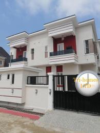 Semi Detached Duplex House for sale Chevron Drive Lekki Lekki Phase 2 Lekki Lagos