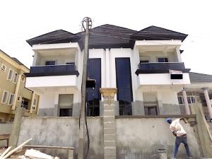 4 bedroom Semi Detached Duplex for sale Chevy View Estate chevron Lekki Lagos