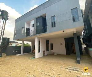 4 bedroom Semi Detached Duplex House for sale By 2nd toll gate Lekki Lagos