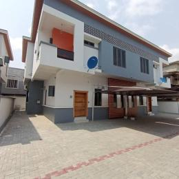 Semi Detached Duplex House for sale chevron Lekki Lagos