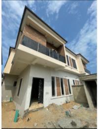 Semi Detached Duplex House for sale 2nd lekki toll gate Lekki Lagos