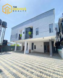 4 bedroom Semi Detached Duplex House for sale Orchid road  chevron Lekki Lagos