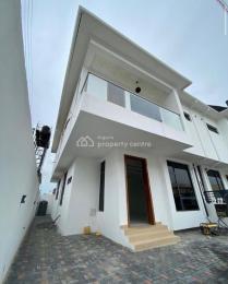 Semi Detached Duplex House for sale ... Idado Lekki Lagos