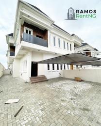 4 bedroom Semi Detached Duplex for rent Close To Vgc Ikota Lekki Lagos