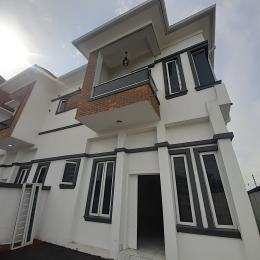 4 bedroom Semi Detached Duplex House for rent 2nd toll gate  chevron Lekki Lagos