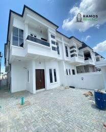 4 bedroom Semi Detached Duplex House for rent s Osapa london Lekki Lagos