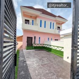 4 bedroom Semi Detached Duplex House for sale Divine homes Thomas estate Ajah Lagos