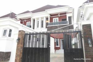 4 bedroom House for sale Chevron Drive, chevron Lekki Lagos