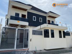 4 bedroom Semi Detached Duplex House for sale Oral estate,2nd tollgate Lekki  chevron Lekki Lagos